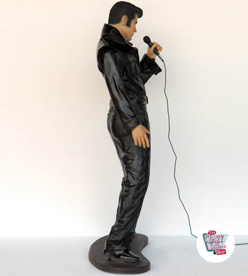 Figur Dekor Elvis Singing
