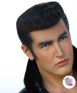Figure Decoration Singing Elvis Kneeling