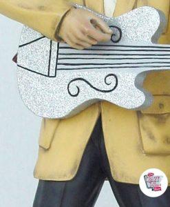 Figura Decoración Elvis Guitarra