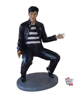 La figure décoration Elvis Jailhouse Rock