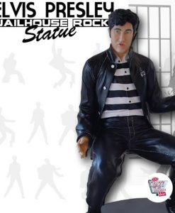 The figure decoration Elvis Jailhouse Rock