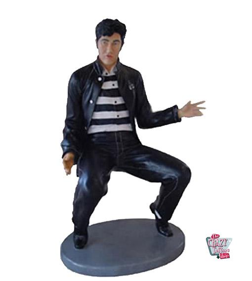 A figura decoração Elvis Jailhouse Rock