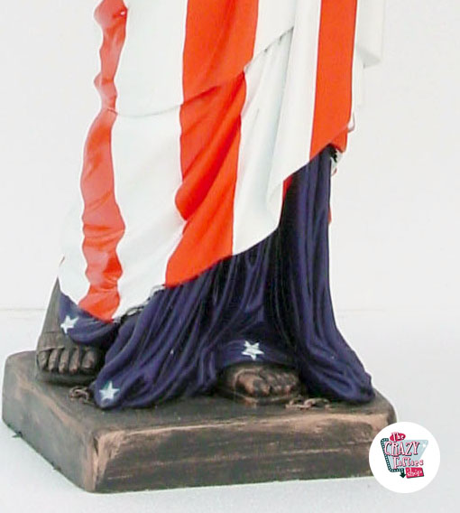 Figur Decoration Frihedsgudinden