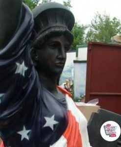 Figura Decoración Estatua de la Libertad