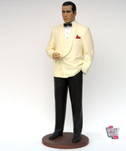 Figure Décoration Humphrey Bogart