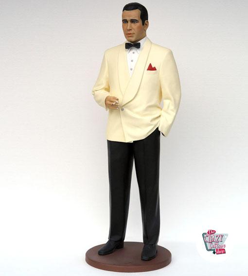 Figur Dekoration Humphrey Bogart