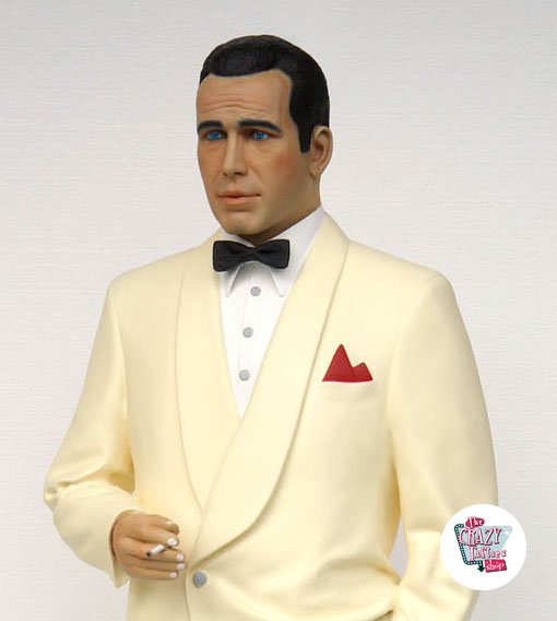 Figur Dekor Humphrey Bogart