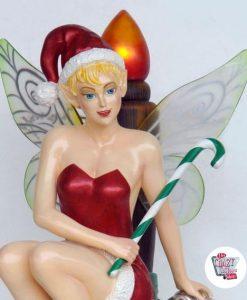 Figura Decoración Navidad Ada Campanilla