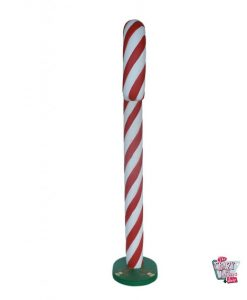Figure Décoration de Noël Grande Candy Cane
