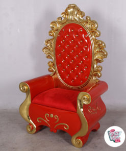 Figure Christmas Decoration Grand Throne