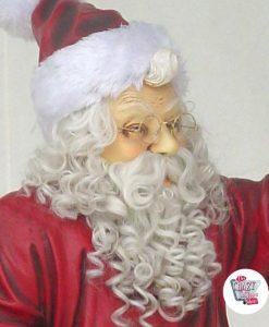 Figur Decoration Jule Julemanden Sitting