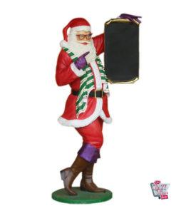 Figur Jul Dekorasjon Julemannen med LGTB utgave Meny