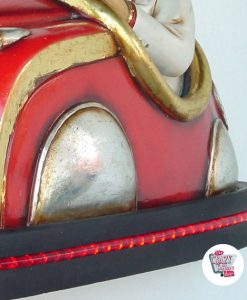 Figur Dekor Elvis støtfanger bil