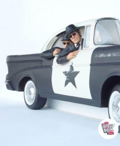Figure Décoration Les Blues Brothers Police