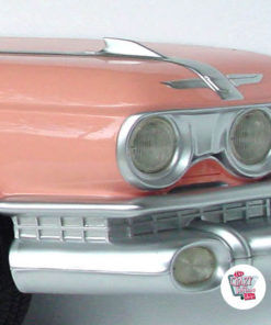 Figure Décoration Marilyn Pink Cadillac