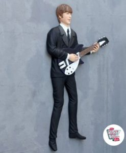 Figur dekorasjon Wall The Beatles Guitar