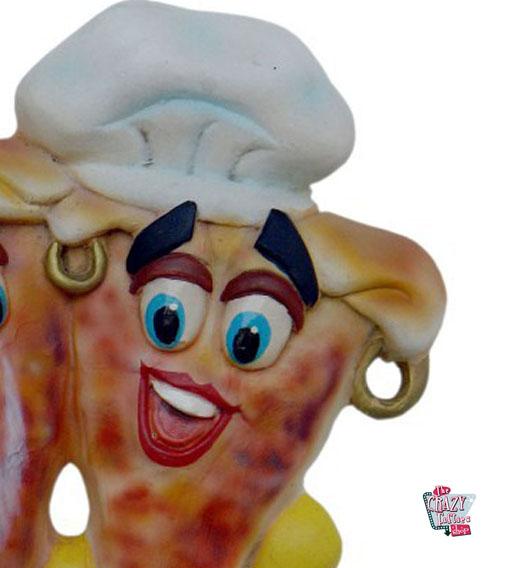 Figura Decoración Pizzería Señal Abierto