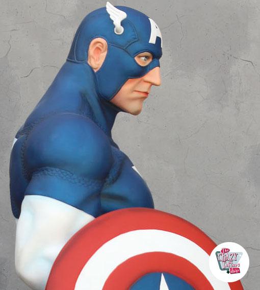 Figure decoration Super Hero Captain America