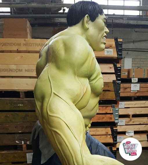 Figur dekoration Super Hero Hulk