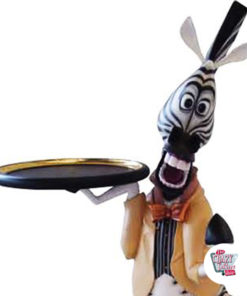 Figur Decoration Themed Madagascar Marty Camarero
