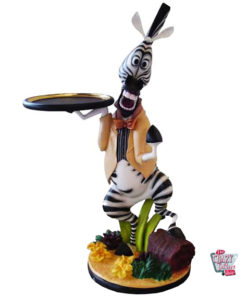 Figure Decoration Themed Madagascar Marty Camarero