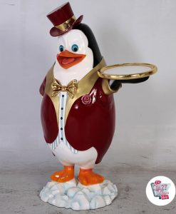 Figur Decoration Theme Penguin Madagascar tjeneren
