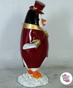 Figur Decoration Theme Penguin Madagascar tjeneren