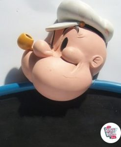 Popeye tema Figur Decoration Menu