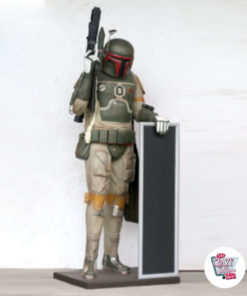 Figure Decoration Theme Star Wars Boba Fett