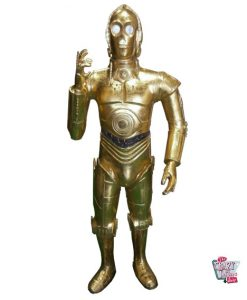 Figura Decoración Temática Star Wars C-3PO