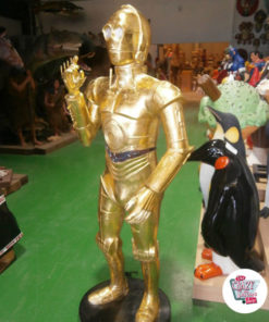 Figur Decoration Themed Star Wars C-3PO