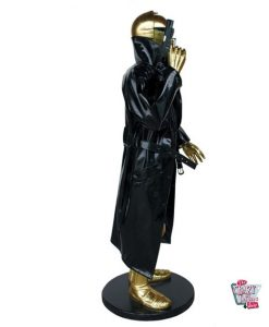 Figur Dekoration Thema Star Wars C-3PO Terminator