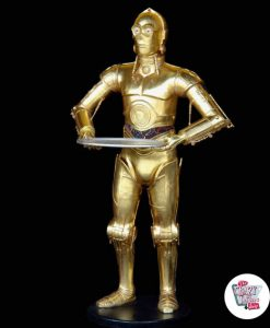 Figur Star Wars Themed Decoration C-3PO med skuff