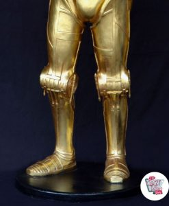 Figur Star Wars Themed Decoration C-3PO med skuff