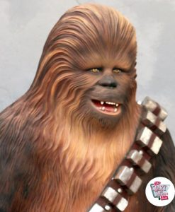 Figur Dekoration Thema Star Wars Chewbacca