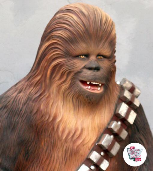 Figura Decorazione a tema Star Wars Chewbacca