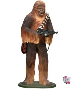 Figura Decoración Temática Star Wars Chewbacca