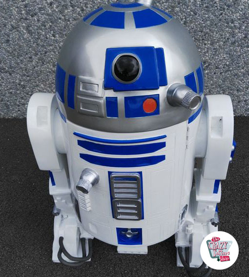 Figura Decoración Temática Star Wars R2-D2