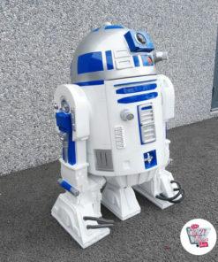 Figura Decoración Temática Star Wars R2-D2