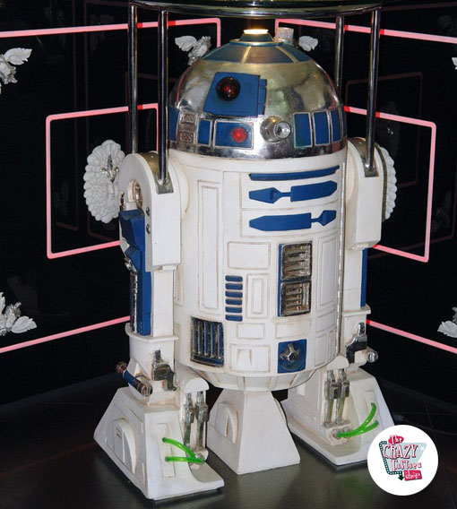 Figur Decoration Star Wars R2-D2 med Mesa