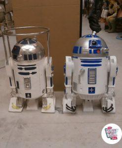 Figuroppussing Star Wars R2-D2 med Mesa