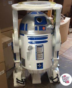 Figura Decoración Temática Star Wars R2-D2 Minibar