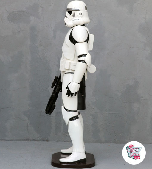 Figura Decoración Temática Star Wars StormTroppers