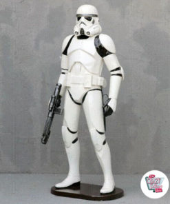 Figura Decorazione Tema Star Wars StormTroppers
