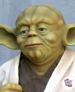 Figur Dekoration Thema Star Wars Yoda