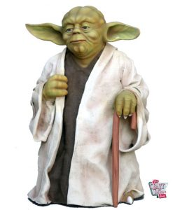 Figura Decoración Temática Star Wars Yoda