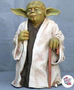 Figur Dekor Tema Star Wars Yoda