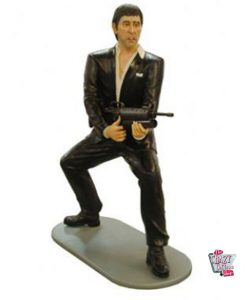 Scarface Tony Montana figur Dekoration
