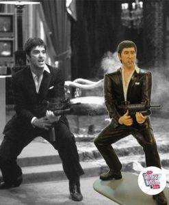 Scarface Tony Montana Figure Décoration