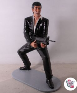 Scarface Tony Montana Figure Décoration